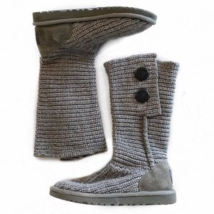 [UGG] Classic Cardy II Boots in Grey